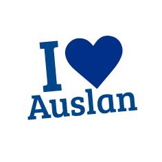 I Love Auslan - Blue