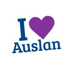 I Love Auslan - Purple